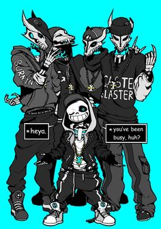 Gang sans will find you