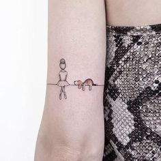 30 Cute Small & Simple Dog Tattoo Ideas for Women Animal Lovers – MyBodiArt