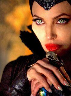 "Angelina Jolie, ""Maleficent"", 2014"