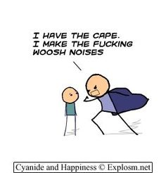 Cyanide and Happiness
