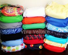 A great guide to choosing and using cloth diapers and why they're such a great choice!  Written by a real mom who cloth diapers.