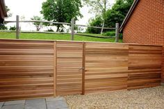 Sitting on the fence when it comes to deciding if Cedar Fencing is for you? Here you can find our previous bits of work in our Gallery. Cedar Fence, Fence Gate, Slatted Fence Panels, Contemporary Fencing, Sitting On The Fence, Things To Come, Gallery, Outdoor Decor, Modern