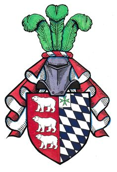 The Hensleit Arms of California.