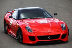 Ferrari 599 GTO 2010 -
