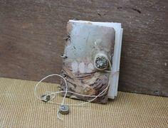 Encaustic Mini Journals and Painted Pendants  Mixed Media Online Workshop Tutorial