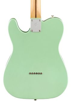Fender Limited Edition Player Series Telecaster in Seafoam Pearl with Maple Neck - Andertons Music Co. Fender Telecaster, Music Store, Sea Foam, Pearls, Products, Art, Art Background, Beads, Kunst