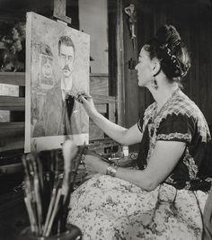 Fotografie insolite di Frida Kahlo - Il Post