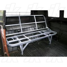 Rock 'n' Roll Bed for Rear-Engined VW Vans and Buses - Definitely need one of these for The Pickle.