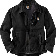 59523d19c Carhartt Men's Full Swing Armstrong Jacket, Size: Large, Black Carhartt  Mens Jacket,