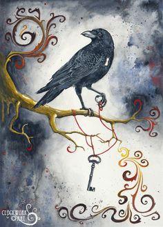 Braden Duncan. Heart Strings & Raven Wings