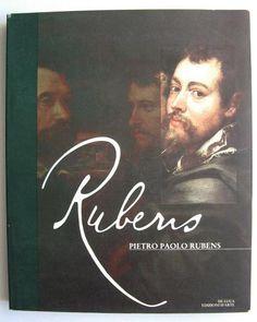 volume arte pietro paolo rubens edizioni de luca 1990 lib029