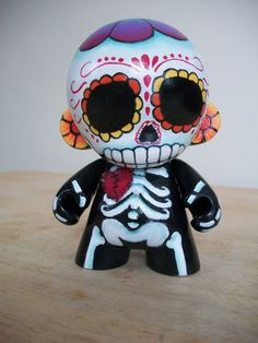 """""""PG"""" Day of the Dead Munny"""
