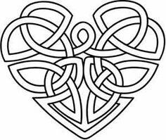 Celtic Heart Coloring Pages Knot heart colouring pages Celtic Quilt, Celtic Mandala, Embroidery Patterns, Hand Embroidery, Quilt Patterns, Zentangle Patterns, Wedding Embroidery, Embroidery Stitches, Colouring Pages