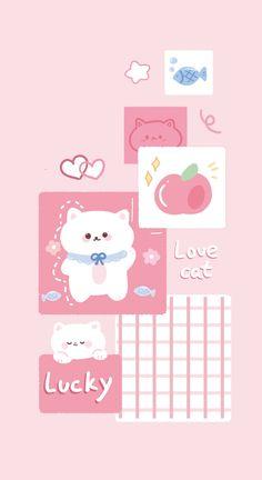Cute Pastel Wallpaper, Soft Wallpaper, Bear Wallpaper, Cute Patterns Wallpaper, Aesthetic Pastel Wallpaper, Cute Anime Wallpaper, Wallpaper Iphone Cute, Galaxy Wallpaper, Aesthetic Wallpapers
