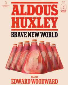 55 Best Brave New World - Aldous Huxley Cover Art images in