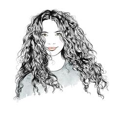 The curl is mine: cuts, styles and conditioning tips for curly hair