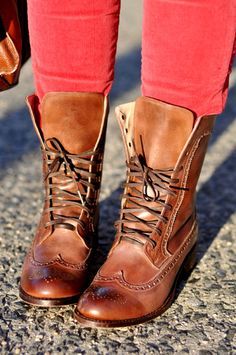 WOWEEE #shoes #boots #brouges