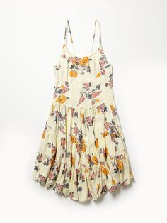 Free People Circle of Flowers Slip, Rs.5566.88