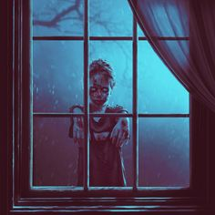 How to Create a Scary Window Scene Photo Manipulation With Adobe Photoshop #tutplus