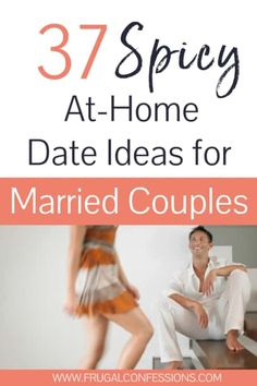 37 at home date night ideas for married couples (Non-TV activities). Dripping with romantic date ideas for married couples you've just gotta try! Romantic Night, Romantic Dates, Romantic Surprise, Romantic Ideas For Him, Romantic Gifts, Bedroom Romantic, Romantic Things, Marriage Tips, Relationship Advice