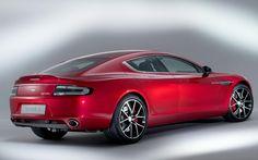 2013 Aston Martin Rapide S - Guidata da Lucio é un'esperienza!