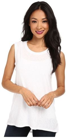 LAmade High-Low Muscle Tee Women's T Shirt