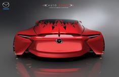 Mazda Auto Adapt Concept - Car Body Design