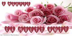 8 Martie La multi ani!