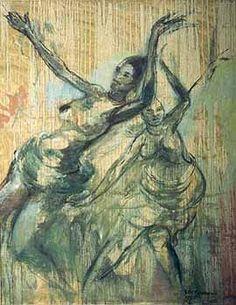 DYNAMIC AFRICA — Art by Great Nigerian Artist Ben Enwonwu