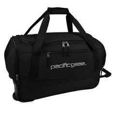"Gala 12"" 2 Wheeled Carry-On Duffel"