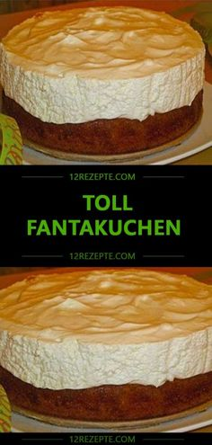 New Easy Cake : Fantastic Fantakuchen - Easy Recipes, German Desserts, Fantasy Cake, Pasta Carbonara, Food Categories, Easy Cake Recipes, Girl Cakes, Food Cakes, Carrot Cake, No Bake Desserts