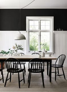 Dining Table Lighting | The Design Chaser | Bloglovin'