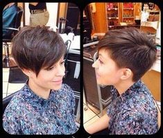 New Short Pixie Haircuts for 2015