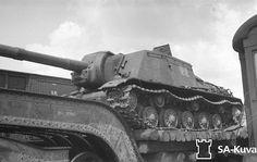 Finnish ISU-152