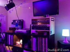 Recording Studio, Music Production, Live Music