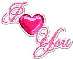 ~Katarina~I Love You Glitter Graphics