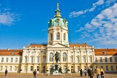 Schloss Charlottenburg, Berlin. Image by LH Wong / CC BY-SA 2.0