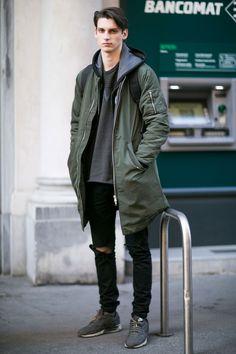 Obsession — justdropithere:    Anthony Gilardot - Milan Men...