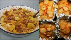 Macaroni And Cheese, Ethnic Recipes, Food, Red Peppers, Mac And Cheese, Eten, Meals, Diet
