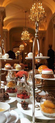 Ritzy Tea...Paris