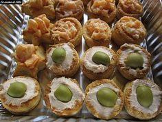 La cucina di Lilla (adessosimangia.blogspot.it): Finger Food: Voul au vent