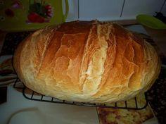 A tökéletes fehérkenyér recept Ketogenic Recipes, Keto Recipes, Hungarian Recipes, Best Food Ever, Bread And Pastries, Artisan Bread, Keto Dinner, No Bake Cake, Bread Recipes