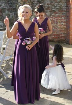 a2764f0b2c Flower Design Events  Beautiful People   a Perfect Purple Wedding Day at  The Great Hall