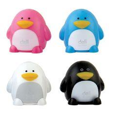 Deli 4-pack Mini Pencil Sharpener (Penguin) - Double Sharpener Holds Deli http://www.amazon.com/dp/B00JM9QSR4/ref=cm_sw_r_pi_dp_oBkmvb1S7BQ5J