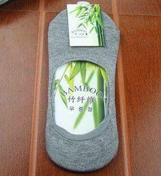 Mens Bamboo Invisible Ankle Socks Men Summer