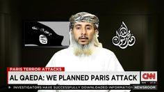 Just in: US believes AQAP video claiming responsibility for #CharlieHebdo attack is authentic http://cnn.it/1wYTfwe