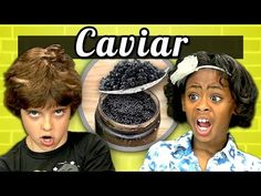 Kids React To 80s Fashion KIDS vs FOOD CAVIAR