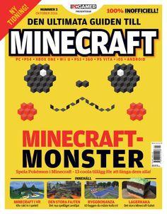 Svenska PC Gamer - Den ultimata guiden till Minecraft - Oktober 2016