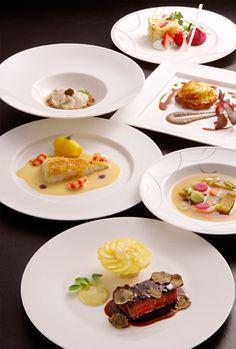 料理 ウェディングコース | 料理 | ガーデンレストラン徳川園 | 愛知県名古屋市の挙式会場 | Heritage Bridal Collection