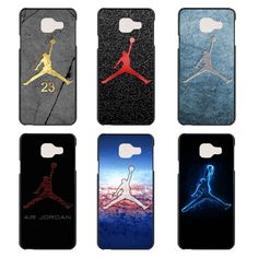 phone case for Samsung Galaxy A3 A5 A7 J1 J5 J7 2016 Edition S7 S7 edge cover The stylish No. 23 Jordan hard coque